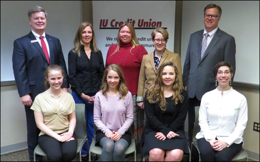 IUCU Scholarship Winners
